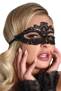 Czarna maska Black Mask Model 5
